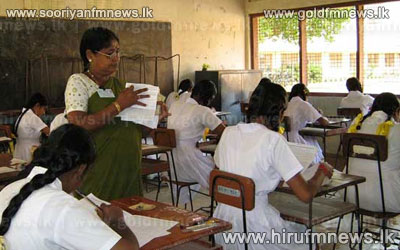 Three+special+examination+days+for+students+who+couldn%27t+sit+the+Ordinary+level+examination+due+to+rains+++