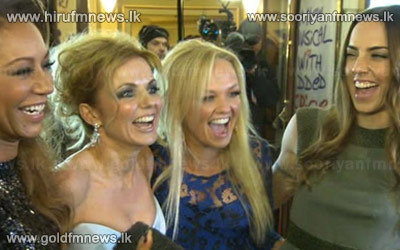 Spice Girls show 'fails to sell out'