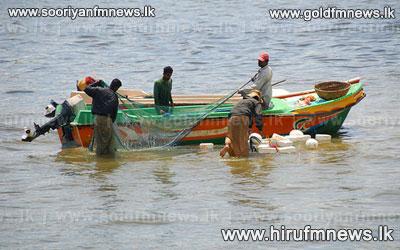 யாழ்ப்பாண மீனவர்கள் ஆர்ப்பாட்டம்