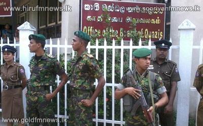 Security+tightened+around+Supreme+Court+Premises