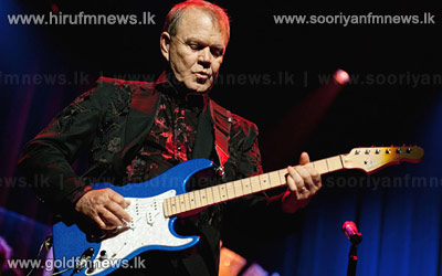 Glen Campbell ads more dates to farewell tour.