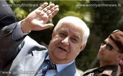 Syrian+Foreign+Minister+Muallem+calls+for+talks+++