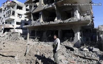 Syria+car+bomb+kills+30%2C+separate+blast+rocks+capital