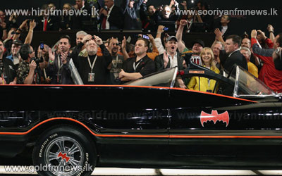 Original Batmobile sold for $4.2m at US auction