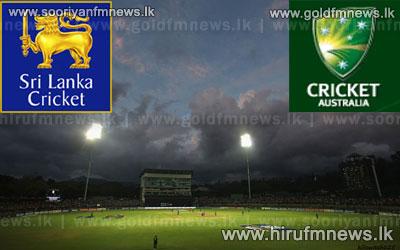 SL+vs+Australia+5th+ODI+today.+++