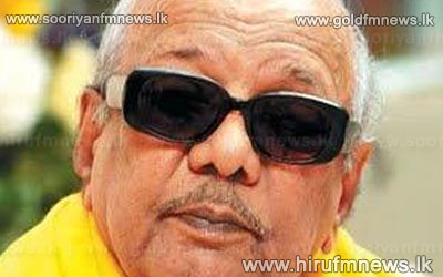 Karunanidhi+threatens+Sri+Lanka