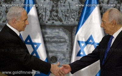 Peres+tasks+Netanyahu+with+forming+new+Israeli+government