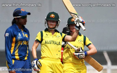 Australia+Crush+Sri+Lanka+To+Reach+World+Cup+Final+++
