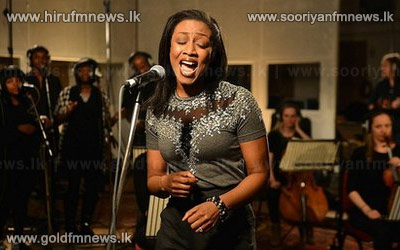 Beverley+Knight+brings+Beatles+re-recording+to+a+close