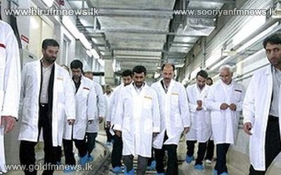 Defiant Iran announces uranium enrichment upgrade