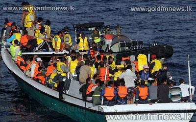 38+Myanmar+nationals+stranded+in+Eastern+seas+rescued+by+Sri+Lankan+navy
