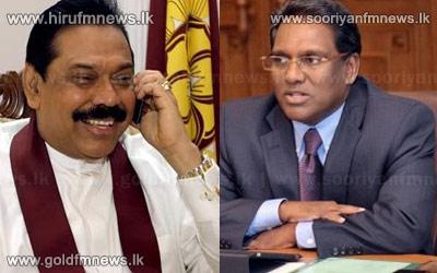 President+contacts+Maldivian+counterpart+via+phone