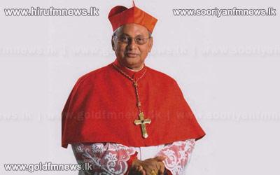 His+Holiness+Malcom+Cardinal+Ranjith+visits+parliament+++