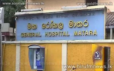Matara+hospital+doctors+on+work+to+rule+%3B+clinics%2C+surgeries+limited.++++++