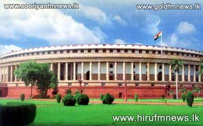 Indian+parliament+heats+up+over+Sri+Lanka