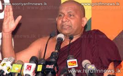 Venerable+Amila+Thero+extends+invitation+to+Minister+Weerawansa+++