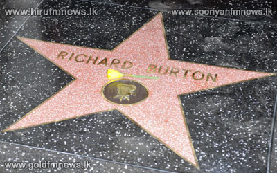 Richard+Burton+Hollywood+Walk+of+Fame+star+unveiling++++++