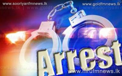 Sabaragamuwa+UNP+provincial+councilor+Sandik+Samarasinghe+arrested