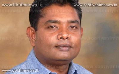 SLFP+Mahiyangana+electorate+Organizer+resigns