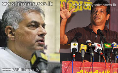 Opposition+Leader+met+with+response+from+JVP