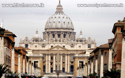 Sri+Lankan+delegation+carrying+well+wishes+for+Pope+to+Vatican