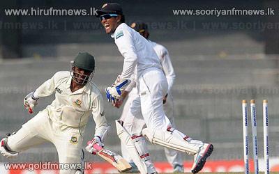 Bangladesh+slide+to+158+for+4+against+Sri+Lanka