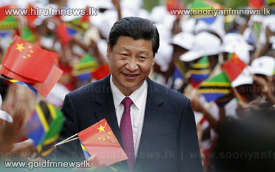 China+president+in+Tanzania+on+start+of+African+tour+++