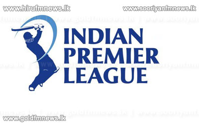 Sri Lankan cricketers away from IPL matches in Chennai.