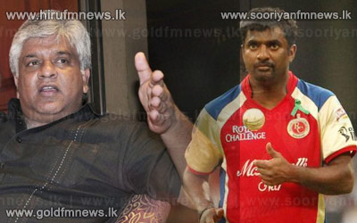 IPL should be boycotted  - says Arjuna; Murali disappointed