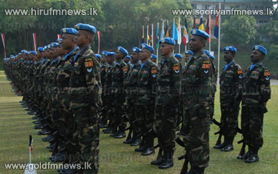 750 more soldiers for Haiti for peace keeping duties