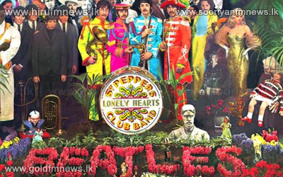 Signed+Beatles+album+Sgt.+Pepper+sells+for+%24290%2C000
