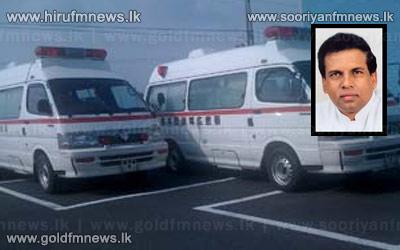 Health+Minister+speaks+on+how+Ambulance+drivers+obtain+overtime+allowance