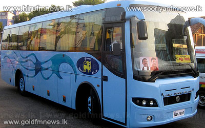 13 SLTB buses deployed to Southern Expressway