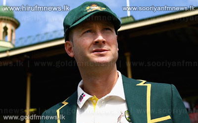 Michael+Clarke+named+Wisden+cricketer+of+the+year+++