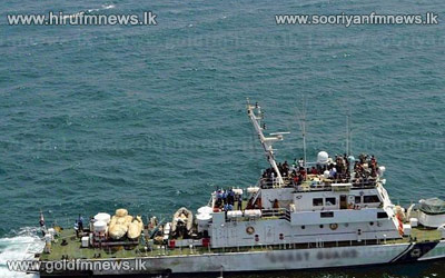 Indian+Coast+Guard+ships+engage+in+mission+adjacent+to+Sri+Lankan+maritime+borders+++