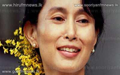 Suu+Kyi+arrives+in+Japan+after+27+years