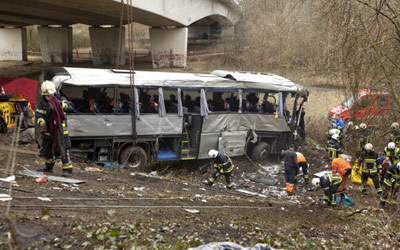 Bus+carrying+Russian+youngsters+crashes+in+Belgium+killing+5+++