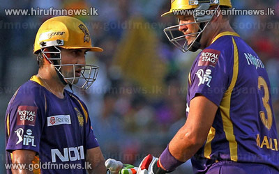 Kolkata+Knight+Riders+beat+Sunrisers+Hyderabad+by+48+runs