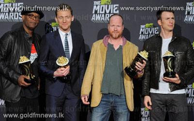 The+Avengers+wins+three+MTV+movie+awards