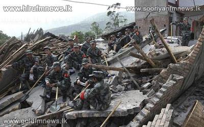 China+earthquake+death+toll+tops+160