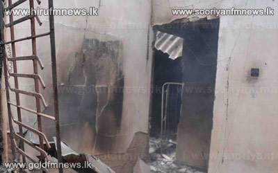 Houses+of+Karandeniya+triple+murder+suspects+set+on+fire