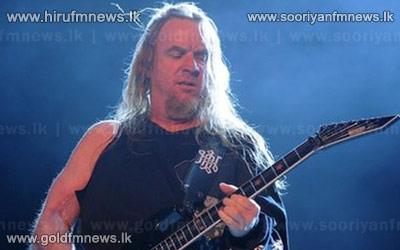 Metal+guitarist+Jeff+Hanneman%2C+founding+member+of+rock+band+Slayer%2C+has+died+at+the+age+of+49.