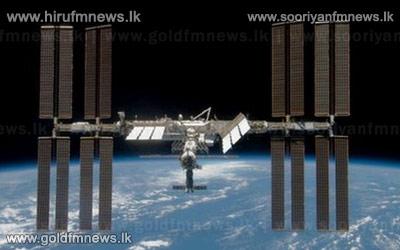 ISS+Crew+Preps+for+Spacewalk+to+Fix+Ammonia+Leak