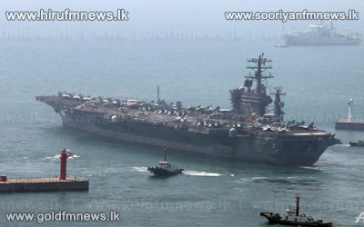 US+carrier+joins+South+Korea+drill+despite+North+anger