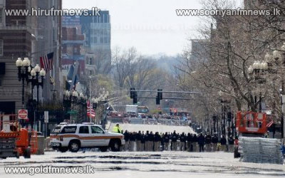 Thousands+complete+last+mile+of+Boston+Marathon+++