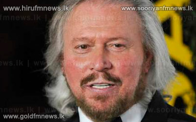 Bee+Gees%27+Barry+Gibb+gets+lifetime+achievement+award
