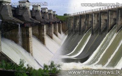 Reservoirs+reach+spill+level+following+heavy+rains+