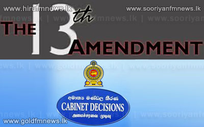 Cabinet+meets+to+discuss+13th+amendment.+++++++++
