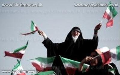 Iran+votes+in+key+presidential+contest