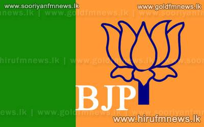 BJP+slams+Indian+policy+on+Lanka